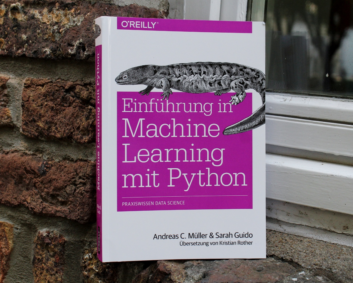 12 Machine Learning mit Python