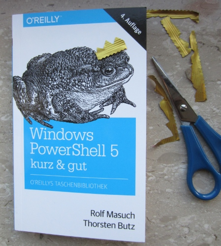 Windows PowerShell 5