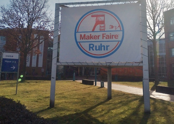 Maker Faire Ruhr