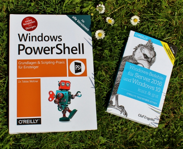 Windows PowerShell Befehle