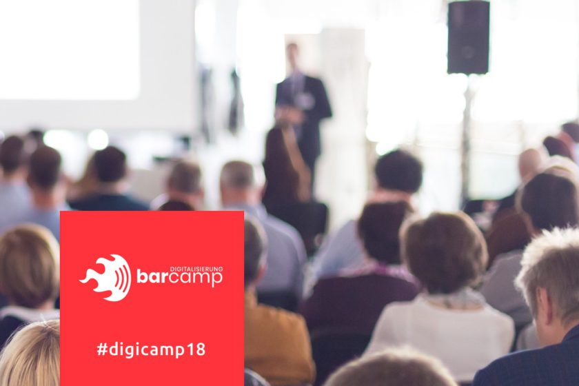 Digicamp Barcamp Digitalisierung
