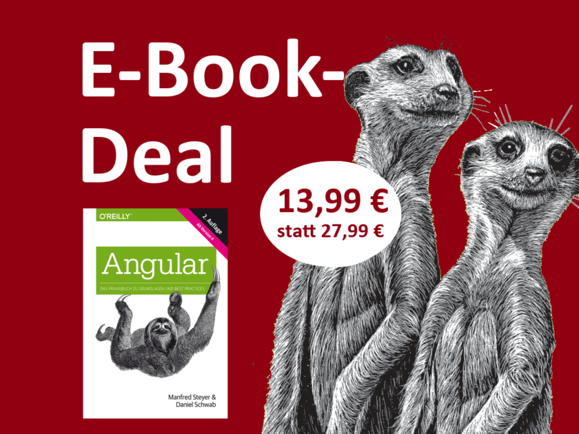 E-Book-Deal: Angular