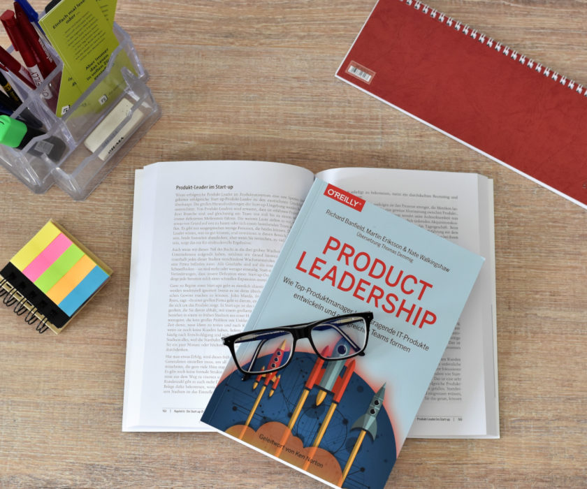 Product Leadership Welttag des Buches
