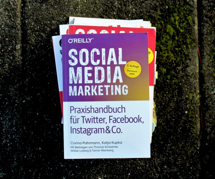 Social Media Marketing Buch