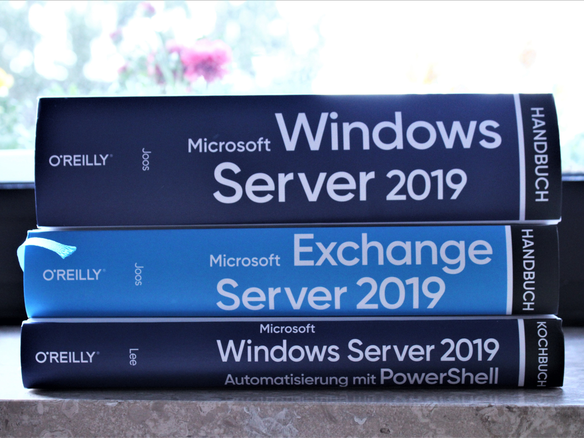Exchange Server 2019 Handbuch